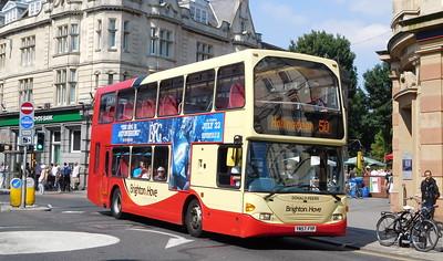 685 - YN57FYP  - Brighton (Castle Square)