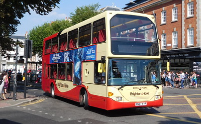 685 - YN57FYP - Brighton (Old Steine)