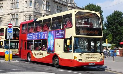 688 - YN57FYH  - Brighton (Castle Square)