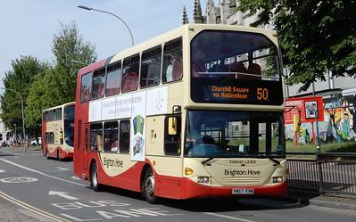 682 - YN57FYM - Brighton (St. Peter's Square)