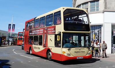 683 - YN57FYE - Brighton (Churchill Square)