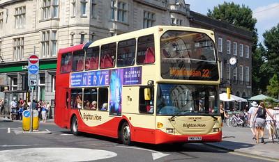 678 - YN57FYJ  - Brighton (Castle Square)