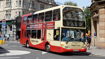 683 - YN57FYE - Brighton (Castle Square)