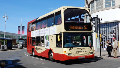682 - YN57FYM - Brighton (Churchill Square)