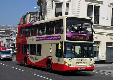 681 - YN57FYL - Brighton (North St) - 4.6.10