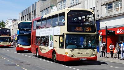 680 - YN57FYK - Brighton (Churchill Square)