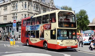 679 - YN57FYB - Brighton (Castle Square)