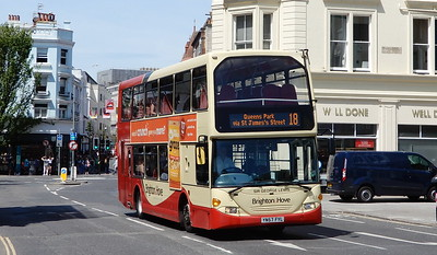 681 - YN57FYL - Brighton (Old Steine)