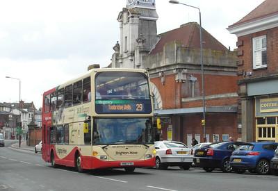 675 - YN57FYC - Tunbridge Wells (railway station) - 2.4.13