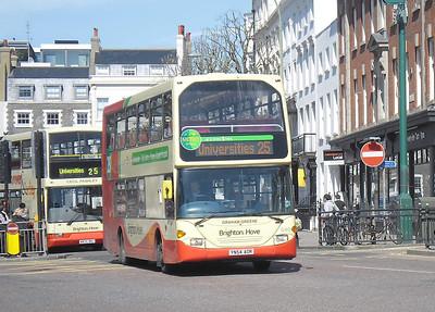 640 - YN54AOR - Brighton (Old Steine) - 10.4.12