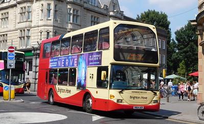 646 - YN54AOY - Brighton (Castle Square)