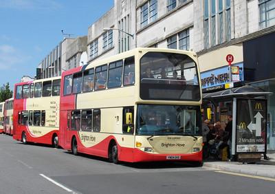 632 - YN04GKE - Brighton (Western Road) - 16.6.12