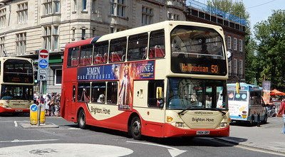 633 - YN04GKF - Brighton (Castle Square)