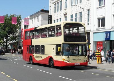 631 - YN04GJX - Brighton (Western Road) - 16.6.12