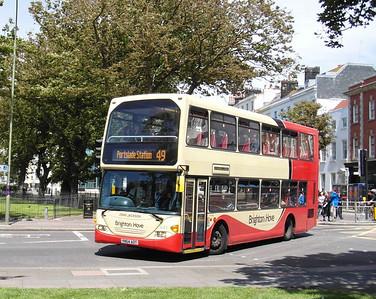 641 - YN54AOT - Brighton (Old Steine) - 16.6.12