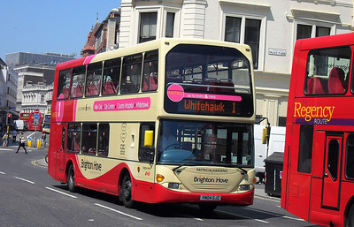 627 - YN04GJZ - Brighton (North St) - 4.6.10