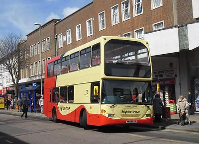 623 - YN04GJK - Eastbourne (Terminus Road) - 10.4.12