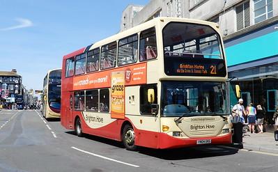 634 - YN04GKG - Brighton (Churchill Square)