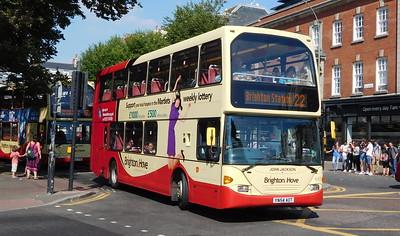 641 - YN54AOT - Brighton (Old Steine)
