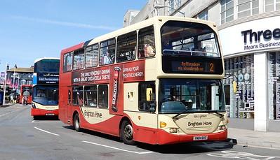 632 - YN04GKE - Brighton (Churchill Square)