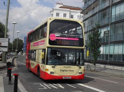 632 - YN04GKE - Brighton (Old Steine) - 11.7.11