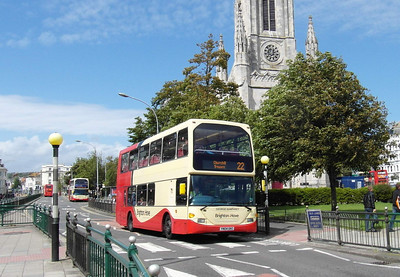 629 - YN04GKC - Brighton (St Peters Church) - 16.6.12