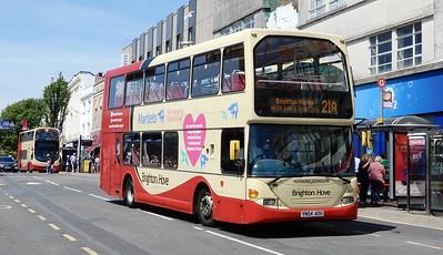 642 - YN54AOU - Brighton (Churchill Square)