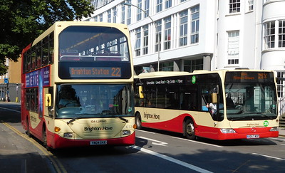 632 - YN04GKE - Brighton (Grand Parade)
