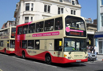 611 - GX03SVA - Brighton (North St) - 4.6.10