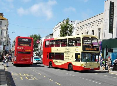 601 - GX03SVF - Brighton (Western Road) - 16.6.12
