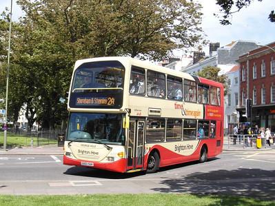 607 - GX03SUH - Brighton (Old Steine) - 16.6.12