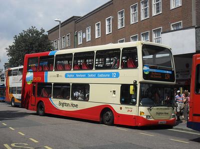 904 - YN56FFD - Eastbourne (Terminus Rd) - 11.7.11