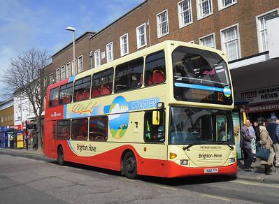 907 - YN56FFH - Eastbourne (Terminus Road) - 10.4.12