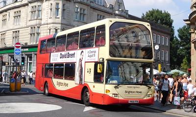 902 - YN56FFB  - Brighton (Castle Square)