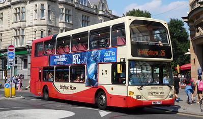 903 - YN56FFC  - Brighton (Castle Square)
