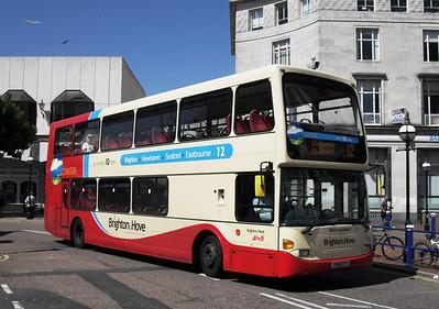 916 - YN56FFT - Eastbourne (Terminus Rd) - 4.6.10