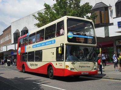 913 - YN56FFP - Eastbourne (Terminus Rd) - 11.7.11
