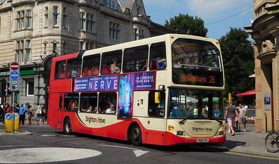 910 - YN56FFL  - Brighton (Castle Square)