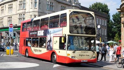 918 - YN56FFV  - Brighton (Castle Square)