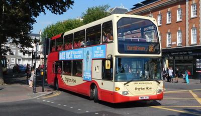 912 - YN56FFO  - Brighton (Old Steine)