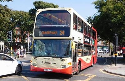 903 - YN56FFC  - Brighton (Old Steine)