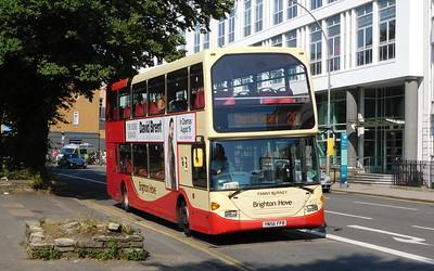 902 - YN56FFB  - Brighton (Grand Parade)