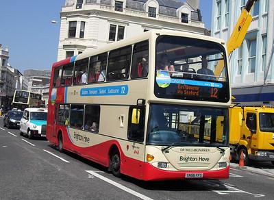 915 - YN56FFS - Brighton (North St) - 4.6.10