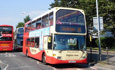 915 - YN56FFS  - Brighton (St. Peter's Church)