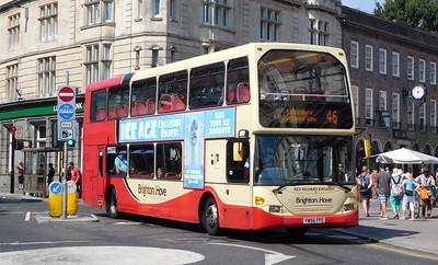 905 - YN56FFE  - Brighton (Castle Square)