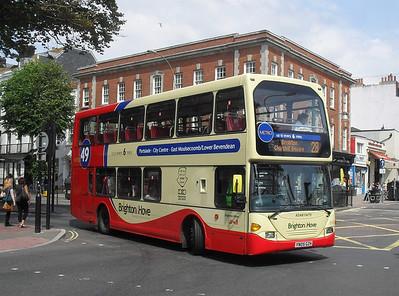 649 - YN05GZH - Brighton (Old Steine) - 11.7.11