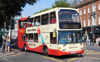 667 - YN06SZW  - Brighton (Old Steine)