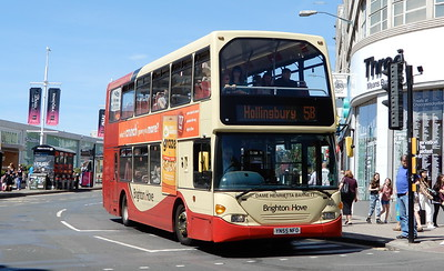 656 - YN55NFO - Brighton (Churchill Square)