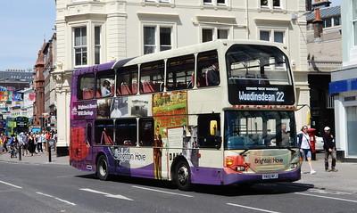 662 - YN55NFJ - Brighton (Old Steine)