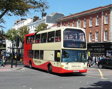 661 - YN55NFE - Brighton (Old Steine) - 16.6.12